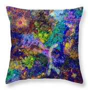 16-6 Lambda Sky Throw Pillow