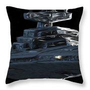 Wars Star Art Throw Pillow