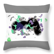 160423 Graphic Throw Pillow
