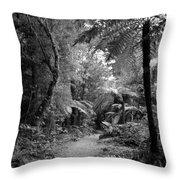 Jungle 45 Throw Pillow