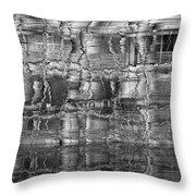 16x9.81-#rithmart Throw Pillow