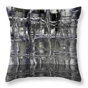 16x9.85-#rithmart Throw Pillow