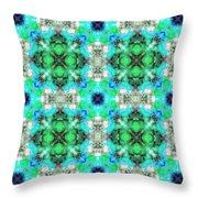 Arabesque 109 Throw Pillow