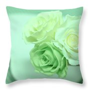 How To Make Preservrd Flower And Clay Flower Arrangement, Making Throw Pillow