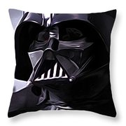 Star Wars Episode 5 Art Throw Pillow