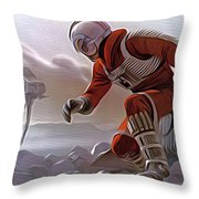 Star Wars Saga Art Throw Pillow