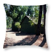 Whiskeytown National Recreation Area Throw Pillow
