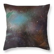 170,000 Light Years From Home Throw Pillow