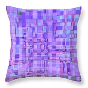 1704 Abstract Thought Throw Pillow
