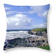 174-008-ireland Throw Pillow