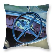 1743.032 1930 Mg Steering Throw Pillow