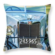 1743.037 1930 Mg Grill Throw Pillow