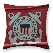 1790 Throw Pillow