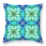 Arabesque 108 Throw Pillow