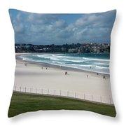 Australia - Bondi Beach Throw Pillow