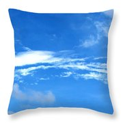 SKY Throw Pillow