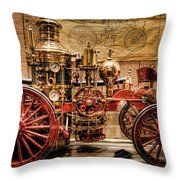 1870 Lafrance Throw Pillow