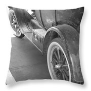 1926 Model T Ford Throw Pillow