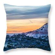 Canyonlands National Park Utah Throw Pillow