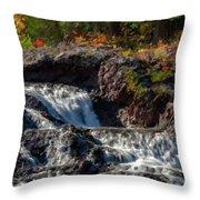 Paint Landscapes Throw Pillow