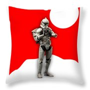 Star Wars Stormtrooper Collection Throw Pillow
