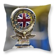 1909 Rolls-royce Silver Ghost Throw Pillow