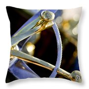 1910 Pope Hartford T Steering Wheel 2 Throw Pillow