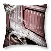 1912 Rolls-royce Silver Ghost Rothchild Et Fils Style Limousine Snake Horn -0711ac Throw Pillow