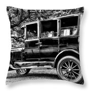 1926 Ford Model T Throw Pillow