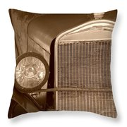 1926 Model T Throw Pillow