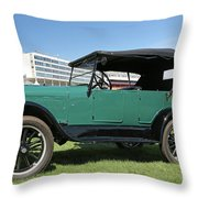1927 Ford Model A Throw Pillow