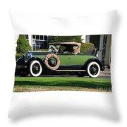 1928 -1931 Roadster Throw Pillow