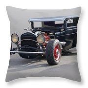1928 Chrysler Coupe 'studio' II Throw Pillow