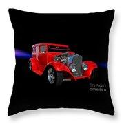 1928 Dodge Street Rod Throw Pillow