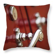 1928 Rolls-royce Phantom 1 Door Handle Throw Pillow