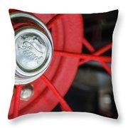 1929 Ford Speedster  Throw Pillow