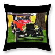 1929 Graham - Paige 612 Throw Pillow