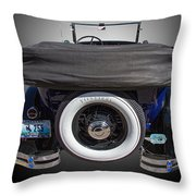 1929 Model A Ford Throw Pillow