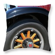 1930 Erskine Automobile Throw Pillow