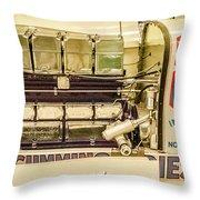 1931 Cummins Diesel Special Throw Pillow