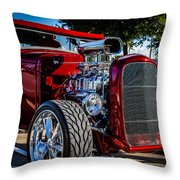 1931 Ford Coupe 2 Throw Pillow
