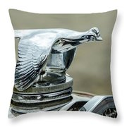 1931 Ford Model A Roadmaster Throw Pillow