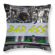 1931 Ford Roadster Motor Throw Pillow