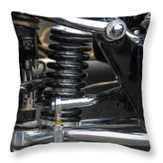 1931 Ford Roadster Suspension Throw Pillow