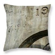 1931 Throw Pillow