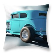 1932 Ford Victoria 3 Throw Pillow