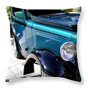 1934 American Austin Throw Pillow