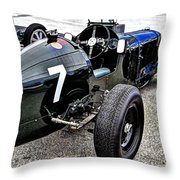1934 Era R2a  Throw Pillow