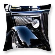 1934 Ford Coupe Throw Pillow