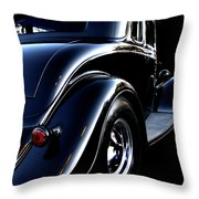 1934 Ford Coupe Rear Throw Pillow